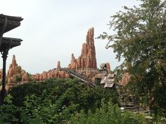 No one is too old for fairytales: Disneyland Paris : Frontierland