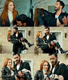 Couple Goals Relationships, Relationship Goals, Series Movies, Film Movie, Elcin Sangu, Love Couple, Turkish Actors, Barista, Cute Couples