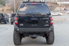 Jeep Liberty Lifted | 2005 Jeep Liberty Renegade 4x4 Black