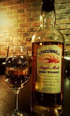 Tyrconnell Single Malt Irish whiskey, photo by Manny Gonzales
