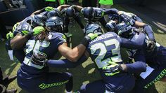 Pregame scenes from the Seahawks' Week 3 matchup with the Denver Broncos at Seattle's CenturyLink Field.