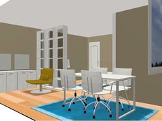 Proyecto estudio Septiembre 2013 en Mobles Cambrils