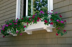 Give your window boxes the perfect finishing touch with faux brackets. Here's everything you need to know!