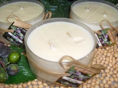 8 Oz 2-Wick Muscadine Frosted Dye Free Soy Scented Candle. Burn up to 60 hours per candle. Premium scented 8 oz Frosted Jar Candle made with premium grade fragrance oil and non-lead wicks. Made in the USA.