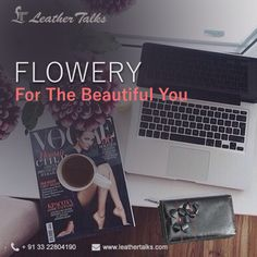 This lovely flowery clutch comes in two interior independent sections that makes your job of arranging all your essentials in a very neat manner. Perfectly complements your western look. #flowerypurse #cutepurse http://leathertalks.com/product/flowery3/