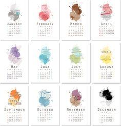 2012 calendar 2012년..새해 첫 날입니다. 아~아직 실감이 나지 않지만.. 달력을 좌악~살펴보고 있자니..실...