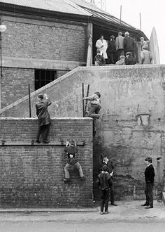 St James' Park 1968 Newcastle United by Jim Cocker, via Flickr