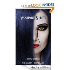 Amazon.com: Vampire Shift (The Kiera Hudson Series One (Book One)) eBook: Tim O'Rourke: Kindle Store