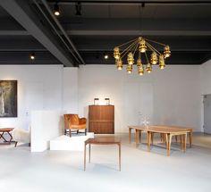 Dansk Møbelkunst's Copenhagen showroom