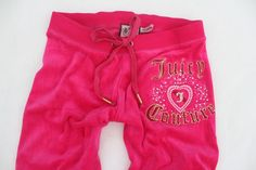 $60 free shipping Juicy Couture tracksuit^_^If you want to buy, please contact me! Email: mailto:wish.happy...