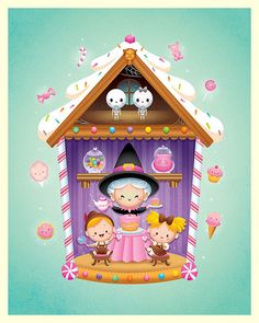 Hansel & Gretel | Flickr – Compartilhamento de fotos!