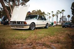 Latest obsession: E24s, always liked them but more recently have started to love them. Anyone with an e24 they want me to shoot? 😉 Looking to do one last shoot this week before my life becomes fully occupied with school & work. 😓 #bmw #e24 #bmwclassic #2mautowerks #ultimateklasse #catuned
