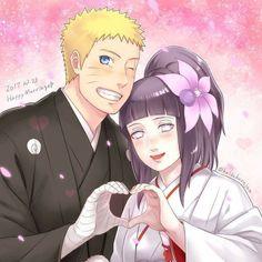 Hinata and Naruto Uzumaki Wedding