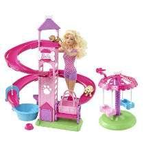 Barbie Family - Cachorrinhos No Parque - Mattel