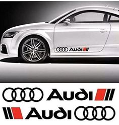 AUDI Premium Brake Caliper Calliper Decals Stickers A2 A3 A4 A5 A6 S2 S3 TT A8