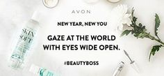 Gaze at the world with eyes wide open. See the opportunity in front of you. Join me as an Avon Beauty Boss! How To Find Out, How To Make Money, How To Become, Avon Sales, Beauty Companies, Avon Online, Avon Representative, Feet Care, Beauty Supply