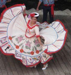 Ballet Folclórico Nacional de México, Sinaloa