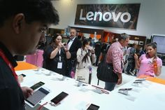 Lenovo Pushing Into AI And Robotics With Startup Fund - Forbes
