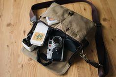 ONA Bowery Camera Bag by Matt Day