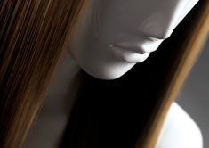 FEMALE WIGS #MoreMannequins #FemaleMannequin #hairstyle #brownhair #bangs