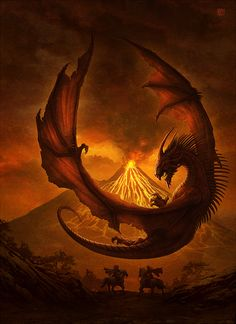 Kerem Beyit, fantasy-themed illustrations