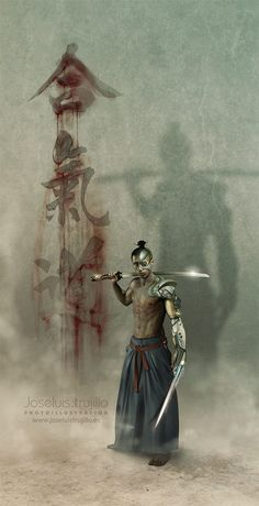 En un tiempo de espadas y tecnología...surgirán nuevos héroes.
