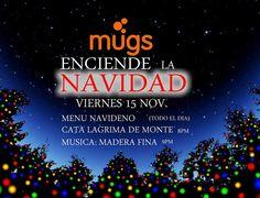 Mugs Enciende la Navidad @ Mugs, Hatillo #sondeaquipr #mugs #hatillo #navidad #lagrimadelnorte #maderafina