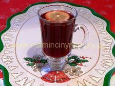 Vánoční punč Chocolate Fondue, Smoothie, Mugs, Tableware, Kitchen, Desserts, Food, Cooking Recipes, Tailgate Desserts