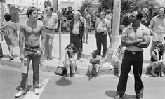 Sweltering sidewalks: catching the heat in 1970s America – in pictures | Art and design | The Guardian Garry Winogrand, Frieze Art Fair, William Klein, John Kennedy, Cannon Beach, Street Photographers, New York Street, Photo Essay, Venice Beach