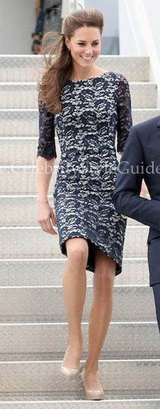 Love Kate's dress! I love the modesty of it, though I'd like the skirt length to be a little longer