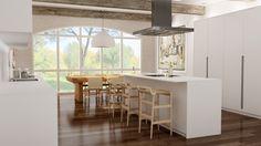 Mejores 13 imágenes de Cocinas LOGOS en Pinterest | Kitchen units ...