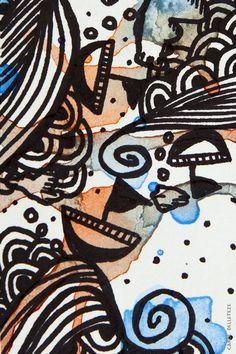 Tempestade - Background e Wallpaper criados por Carol Delleteze. Desenhos originais, únicos, feitos a mão disponíveis para download.  #caroldelleteze #background #wallpaper #desenholudico #arte #art #handmade #illustration #pattern #barcos #mar #ocean #tempestade #nuvens