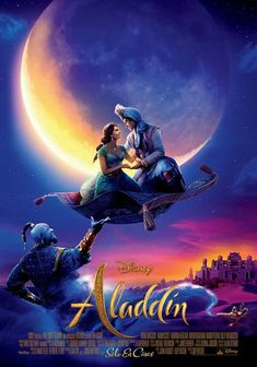 High resolution official theatrical movie poster ( of for Aladdin Image dimensions: 1155 x Directed by Guy Ritchie. Starring Naomi Scott, Will Smith Aladdin Film, Watch Aladdin, Aladdin Disney Movie, Aladdin Cake, Disney Live, Disney Disney, Will Smith, Walt Disney Pictures, Disney Films