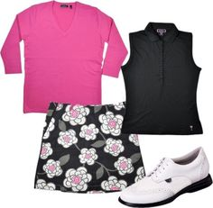 """""""Blooming Flower"""" by golf4her on Polyvore"""