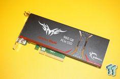 G.Skill Unveils 960GB PCI-Express SSD at Computex | Computer Hardware Reviews - ThinkComputers.org