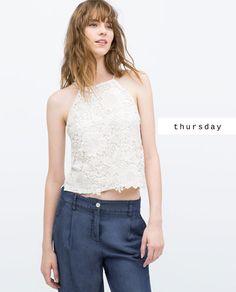 #zaradaily #thursday #woman #shirts #trousers