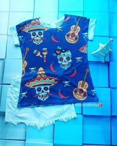 Amamos tshirt e essa de caveirinha está linda demais!! ❤❤❤😍😍😍 in  Love total.😉😰😱😎✌👍💪😉🌞☉😃😆😍😍🌺😘😘 #hibisco #Hibiscomoda #eusigohibisco #sigahibisco #eucurtohibisco #curtahibisco #look #lookdodia #moda #fashion #style #summer #básico #Love #tropical #fortaleza #Praia #chic #tshirt #climatropical #fashionista #tendência #perfect #instastyle  #follow #me
