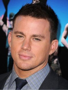 Hair Styles of Magic Mike: How to Get the Look :: The Paramilitary Guy - Channing Tatum