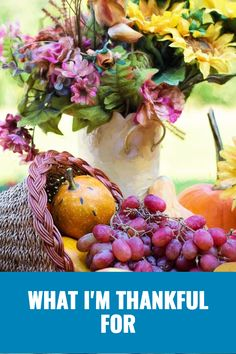 """What have you """"thrown on the nightstand,"""" so to speak, and forgotten about?  What I'm Thankful For This Year http://projectym.com/what-im-thankful-for-this-year/?utm_campaign=coschedule&utm_source=pinterest&utm_medium=ProjectYM.com&utm_content=What%20I%27m%20Thankful%20For%20This%20Year"""