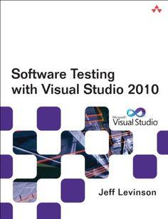 Bestseller Books Online Software Testing with Visual Studio 2010 (Microsoft .NET Development Series) Jeff Levinson $33.34  - http://www.ebooknetworking.net/books_detail-0321734483.html