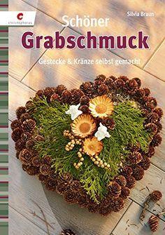 Christmas Flowers, Christmas Makes, Christmas Diy, Christmas Wreaths, Grave Decorations, Christmas Table Decorations, Holiday Decor, Grave Flowers, Funeral Flowers