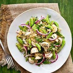 Salads, Dressings, and More Salads on Pinterest | Salad, Orzo Salad ...