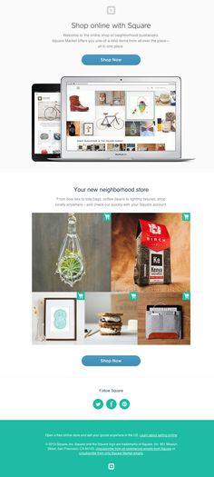 square : newsletter
