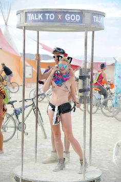 Everything You Need to Know About Burning Man in 20 Photos (NSFW)
