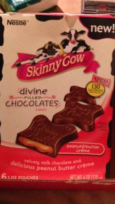 #IndulgeWithSkinny  Yummy chocolate with caramel guilt free treat!  from #Influenster complimentary for testing purposes.