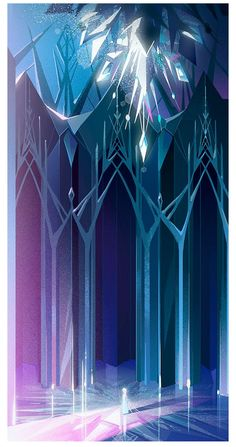 Confira as artes de Brittney Lee para Frozen | THECAB - The Concept Art Blog