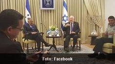 Dos altos funcionarios de Honduras se reúnen con el presidente de Israel - http://diariojudio.com/noticias/dos-altos-funcionarios-de-honduras-se-reunen-con-el-presidente-de-israel/177652/