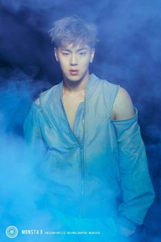 MONSTA X' Shownu is cloudy in 'The Clan Part 2.5' teaser images + group teaser   allkpop.com