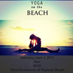 Retreats & Events — YOGABYCANDACE