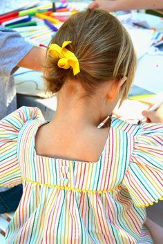 Aesthetic Nest: Party: Rainbow Art Birthday for Scarlett (Printables)